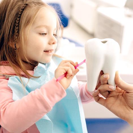 Odontologia pediatrica. Alaia Clinica Dental. Hernani. Gipuzkoa